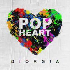 CD Pop Heart Giorgia