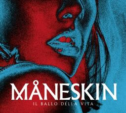 CD Il ballo della vita Maneskin