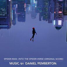 CD Spider-Man. Into the Spider-Verse (Colonna Sonora)