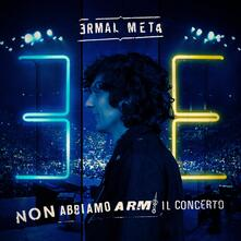Non abbiamo armi. Il concerto (Box Set) - CD Audio + DVD di Ermal Meta