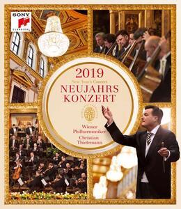 Concerto di Capodanno 2019 (Blu-ray) - Blu-ray