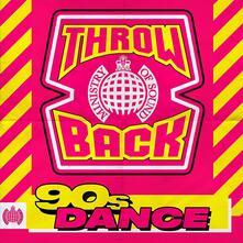 Throwback 90's Dance - CD Audio