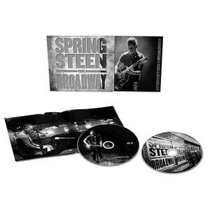 Springsteen on Broadway - CD Audio di Bruce Springsteen - 2