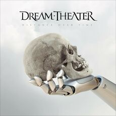 CD Distance Over Time (Limited Digipack Edition) Dream Theater