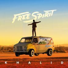 Free Spirit - CD Audio di Khalid