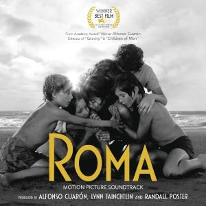CD Roma (Colonna sonora)