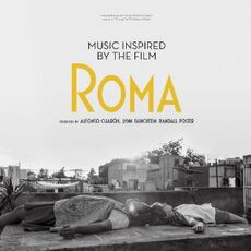 CD Music inspired by Roma (Colonna Sonora)