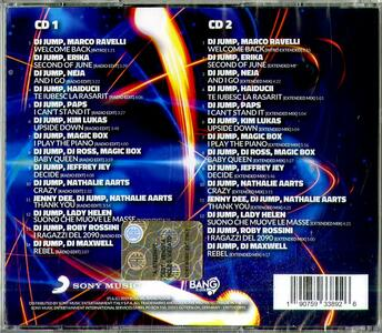 Back to the Feat - CD Audio di DJ Jump - 2