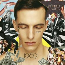 1969 (Hardcover Book Edition) (Sanremo 2019) - CD Audio di Achille Lauro