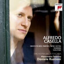 Musica orchestrale - CD Audio di Alfredo Casella,Daniele Rustioni