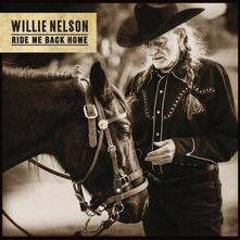 Ride Me Back Home - CD Audio di Willie Nelson