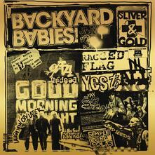 Sliver and Gold - CD Audio di Backyard Babies