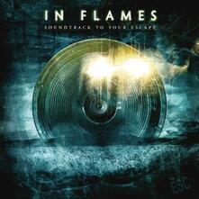 Soundtrack to Your Escape (2014 Reissue) - CD Audio di In Flames