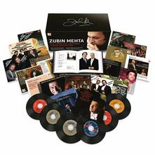 The Complete Columbia Album Collection - CD Audio + DVD di Zubin Mehta