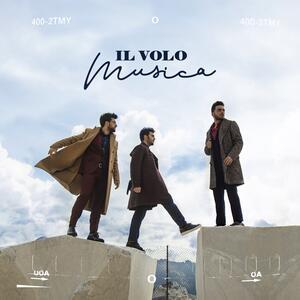 Musica (Deluxe Edition - Sanremo 2019) - CD Audio di Il Volo