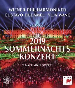 2019 Sommernachts Konzert (Blu-ray) - Blu-ray