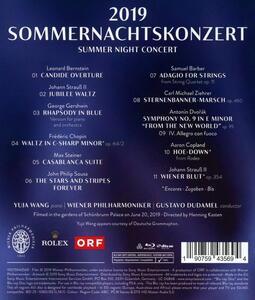 2019 Sommernachts Konzert (Blu-ray) - Blu-ray - 2