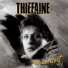 En Concert Vol. 2 - CD Audio di Hubert-Félix Thiéfaine