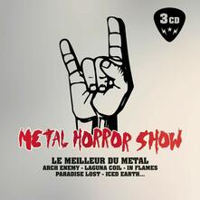 Metal Horror Show - CD Audio