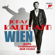 Wien (Digipack) - CD Audio di Jonas Kaufmann