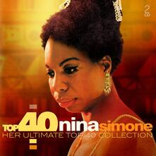 Top 40 - CD Audio di Nina Simone