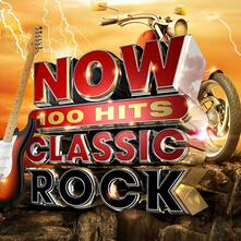 Now 100 Hits Classic Rock - CD Audio