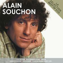 La Selection - CD Audio di Alain Souchon