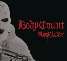 Bloodlust (Limited Box Set Edition) - CD Audio di Body Count