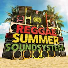 Ministry of Sound. Reggae Summer Soundsystem - CD Audio