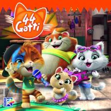 44 gatti. Serie Tv - CD Audio di Piccolo Coro dell'Antoniano