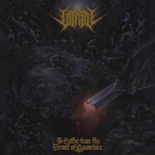 To Bathe from the Throat of Cowardice - CD Audio di Vitriol