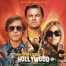 Quentin Tarantino's Once Upon a Time in Hollywood (Colonna sonora) - CD Audio