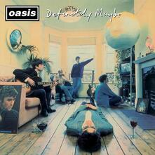 Definitely Maybe - Vinile LP di Oasis