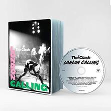 London Calling (Special Edition CD + Book) - Libro + CD Audio di Clash