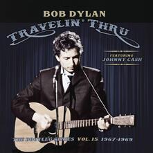 Travelin' Thru 1967-1969. The Bootleg Series vol.15 - CD Audio di Bob Dylan
