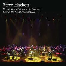 Genesis Revisited Band & Orchestra. Live - CD Audio + Blu-ray di Steve Hackett