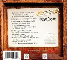 Analog - CD Audio di Seer
