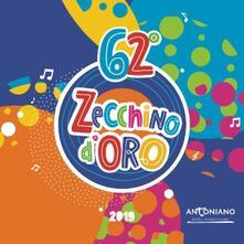 Zecchino d'Oro 62ª Edizione - CD Audio + DVD di Piccolo Coro dell'Antoniano