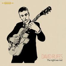 Night We Met - CD Audio di David Rufes