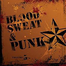 Blood, Sweat and Punk vol.5 - CD Audio