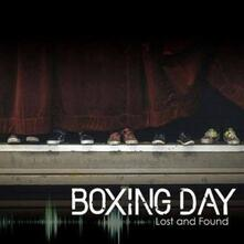 Lost and Found - CD Audio di Boxing Day