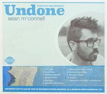 Undone - CD Audio di Sean McConnell