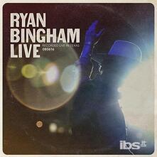 Ryan Bingham Live - CD Audio di Ryan Bingham