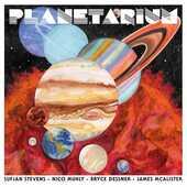 CD Planetarium Sufjan Stevens Bryce Dessner