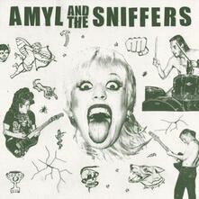 Amyl and the Sniffers - CD Audio di Amyl and the Sniffers