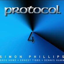 Protocol 4 - CD Audio di Simon Phillips