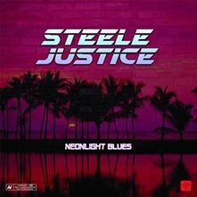 Neonlight Blue - CD Audio di Steel Justice