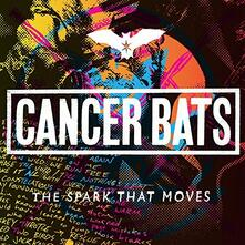 Spark That Moves - CD Audio di Cancer Bats