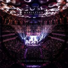 All One Tonight. Live at the Royal Albert Hall - CD Audio di Marillion