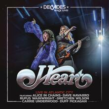 Live in Atlantic City - CD Audio di Heart